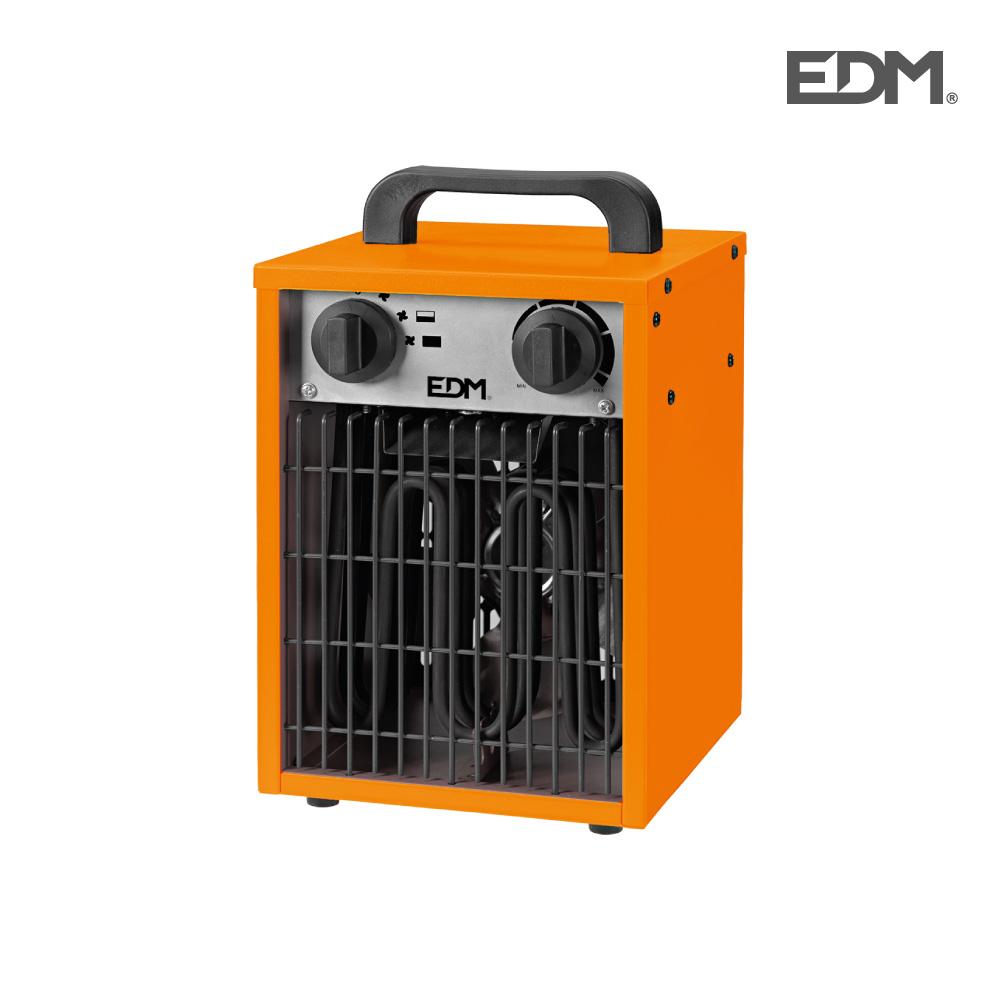 "Calefactor industrial ""industry series"" – 2000w – edm"
