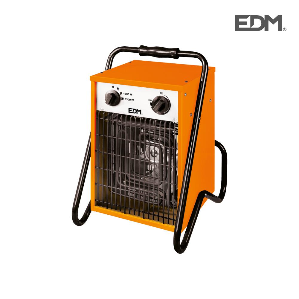 "Calefactor industrial ""industry series"" – 3300w – edm"