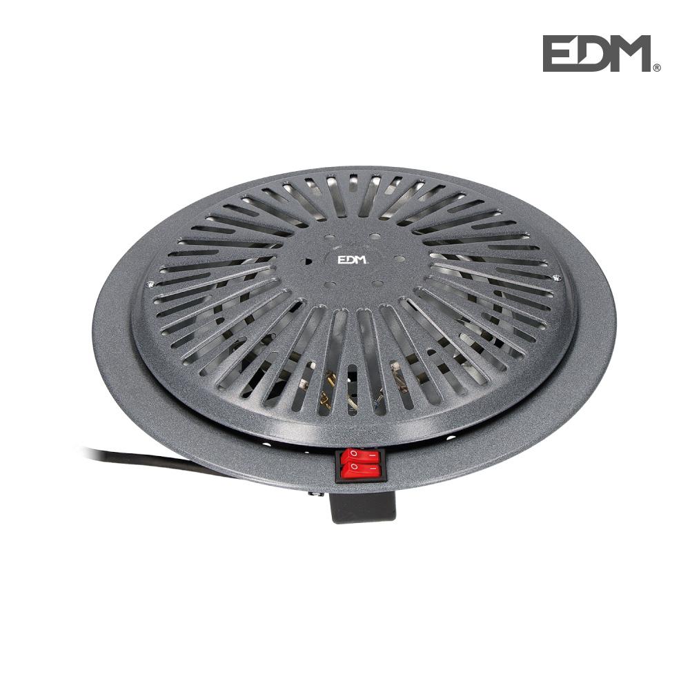 Brasero electrico – 400/500/900w  – edm