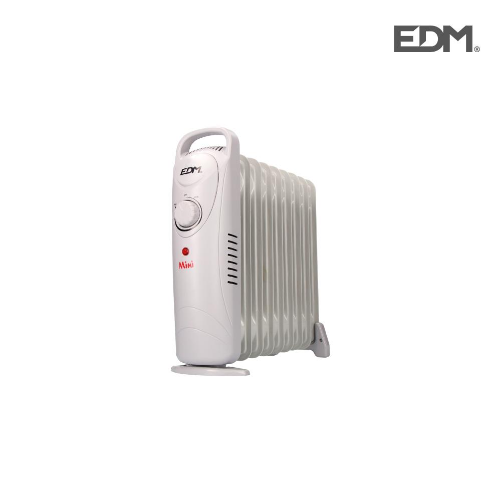 Radiador de aceite – modelo junior – 900w (9 elementos) – edm