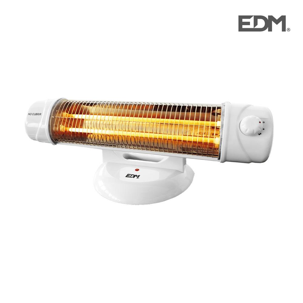 Estufa de cuarzo – modelo suelo – 600-1200w – edm