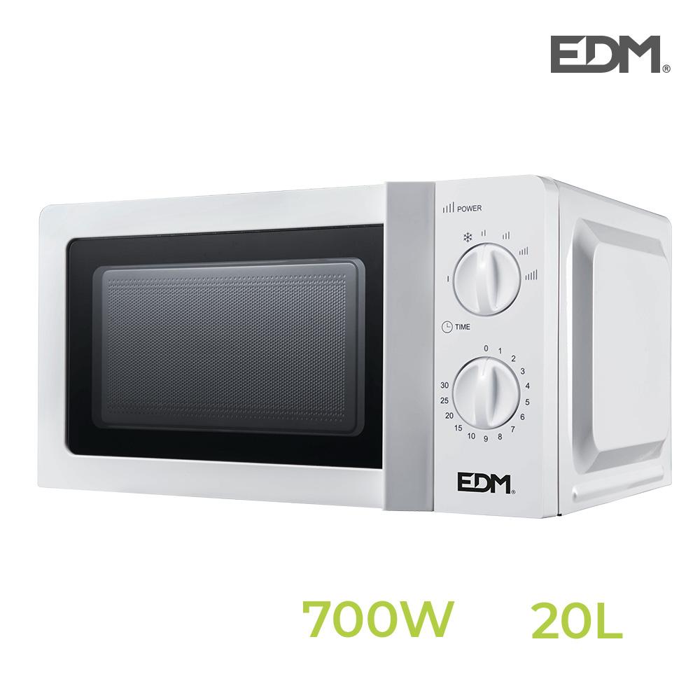 "S.of    microondas – ""basic line"" – 20 litros – 700w – edm"