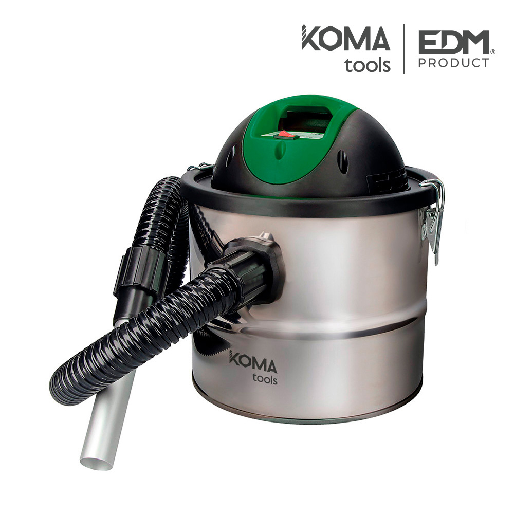 Aspiradora de cenizas – 800w – edm