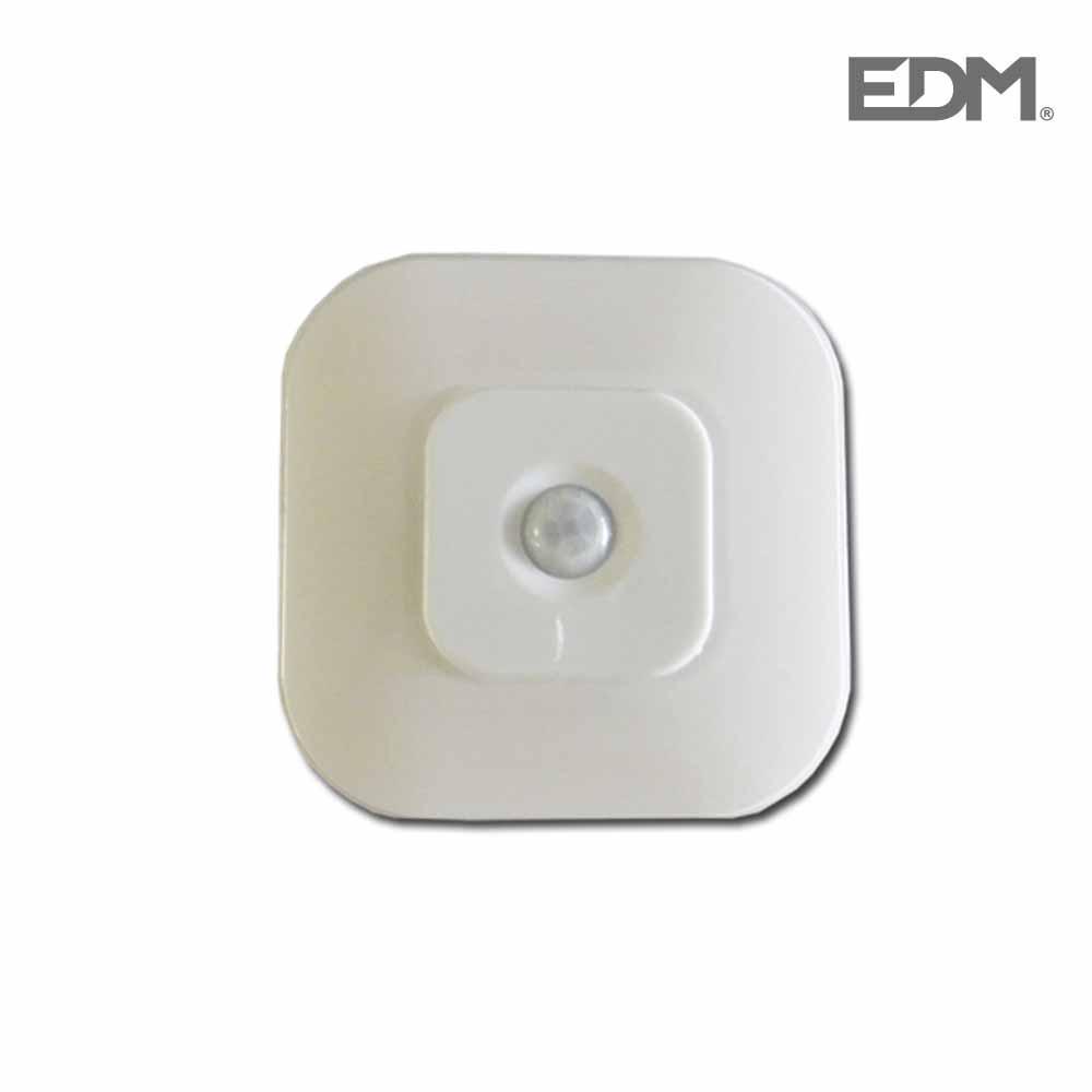 Linterna para pared con sensor 8 leds