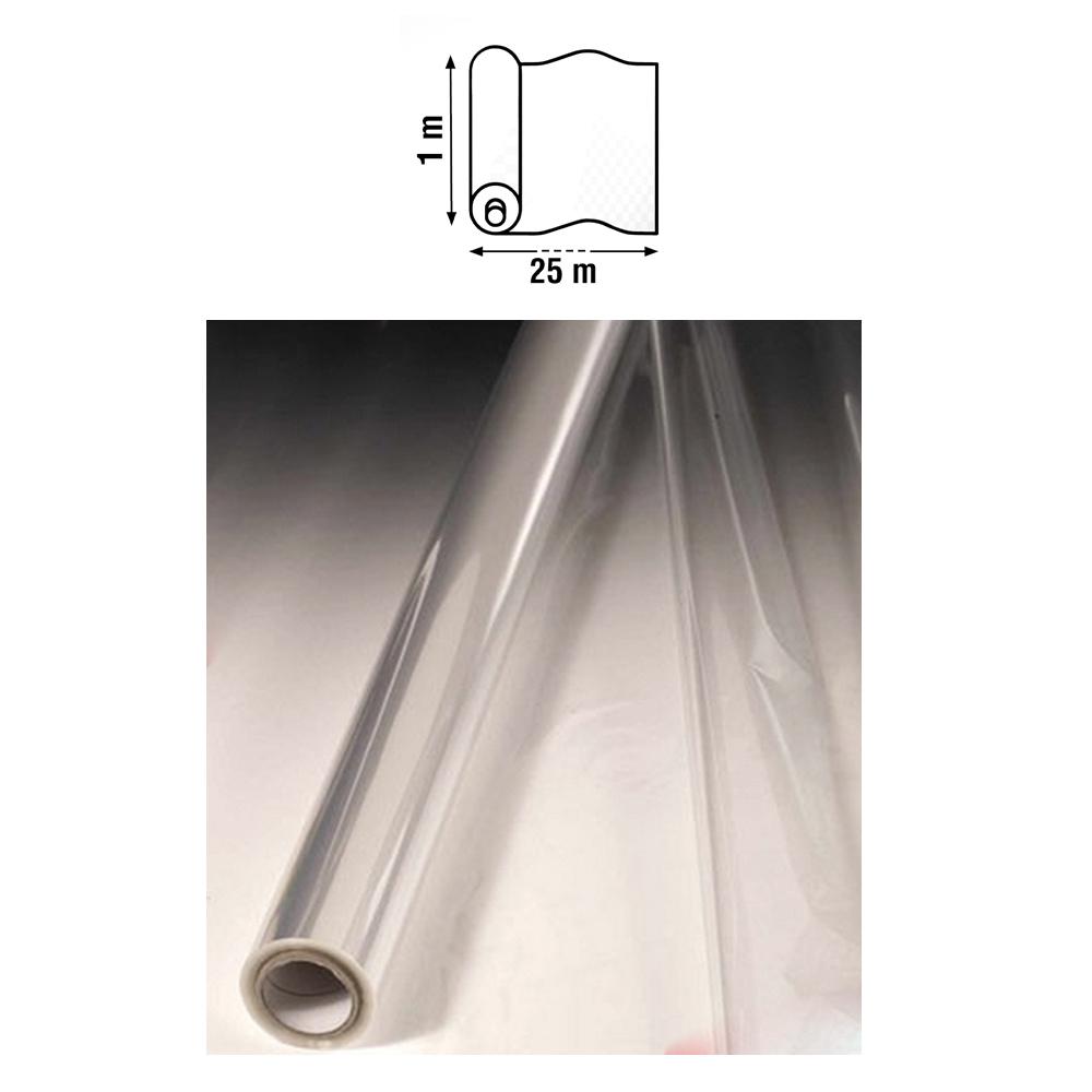 Ultimas unidades :  film cristal 1mtsx25mts 25 micras