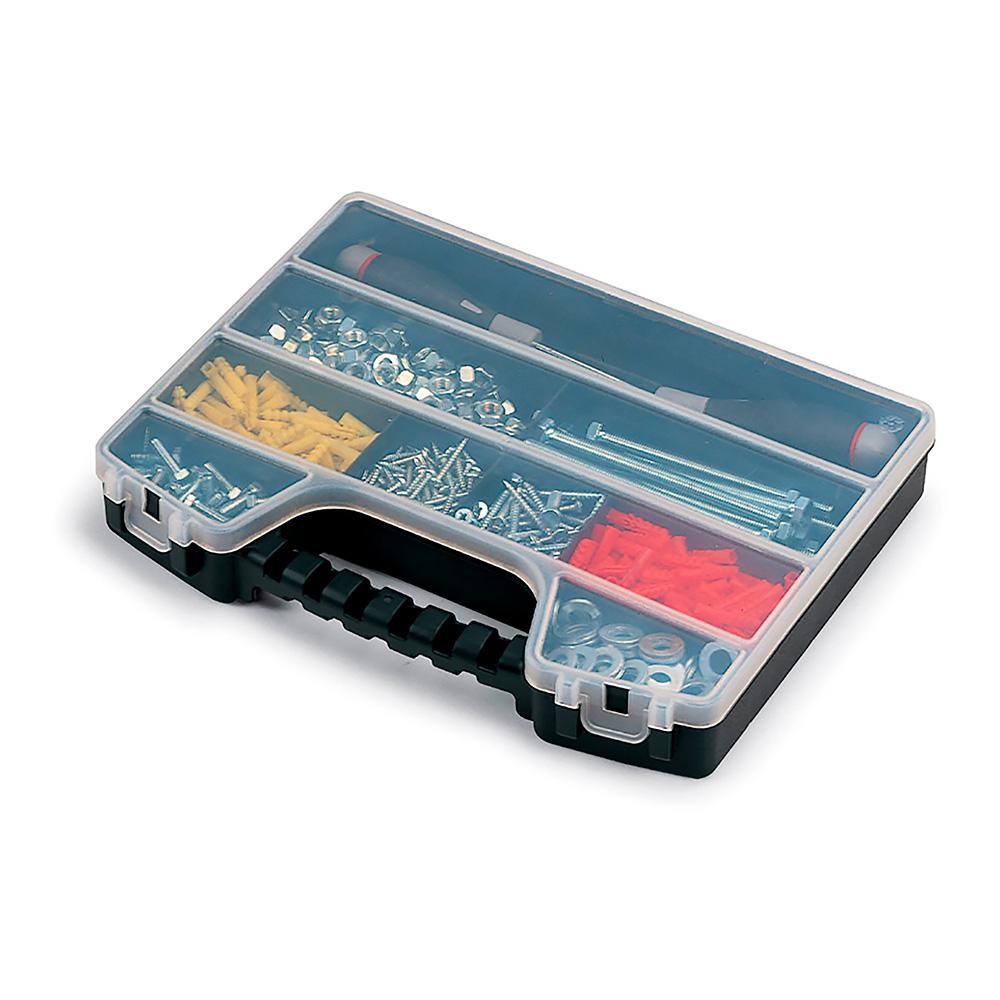 Organizador de compartimentos con tapa 13 divisiones