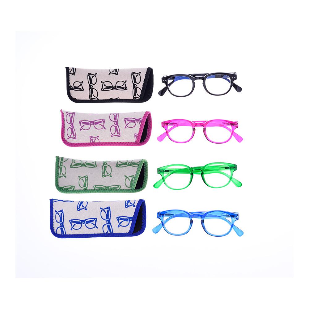 Gafas infantiles de proteccion filtro azul para pantallas colores surtidos euro/u